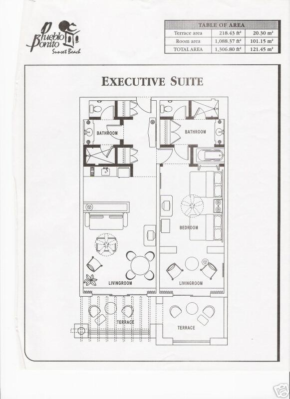 Executive Suite Floorplan